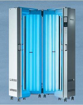 德国311UVB窄谱紫外光治疗